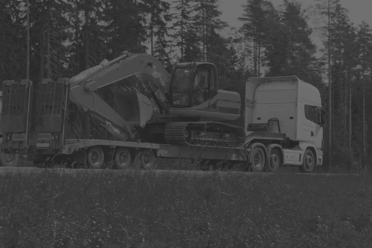 Plant Transport & Hiab Hire